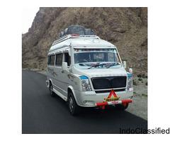 CHANDIGARH TO SHIMLA TEMPO TRAVELLER – Rana Travellers