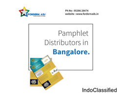Brochure Distribution Service Bangalore