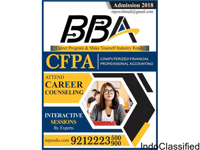 BBA from distance education