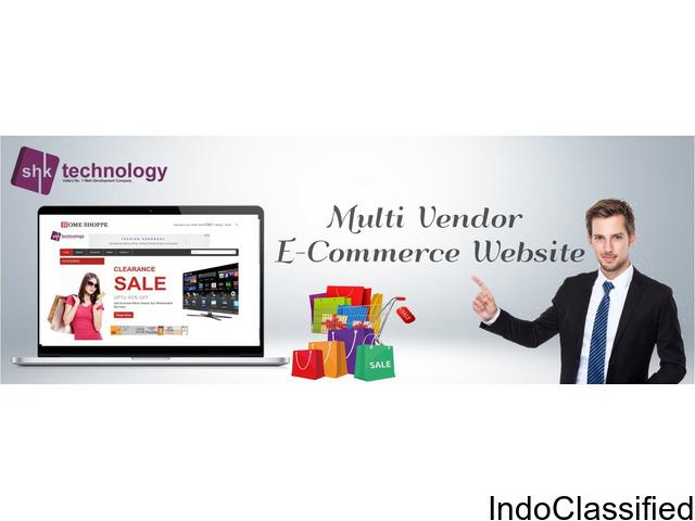 Best Multi vendor e-Commerce Website Development Company In India (shktechnology.com)