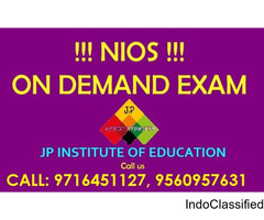 Online admissions in nios of 10th and 12th class 2018-19 #9560957631