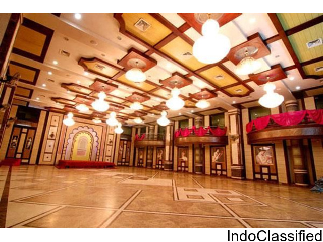 Online Booking Luxury Hotel Resort in Bikaner : The Park Paradise
