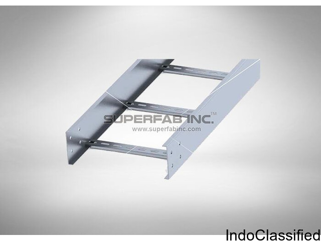 superfabinc-Channel Brackets-SS 304 Cable Trays