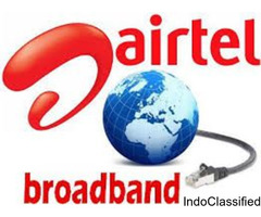 Airtel Broadband Connection Chennai