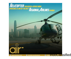 Atventus Air - Helicopter for Rent in India | Book Helicopter for Wedding | Helicopter for Rental