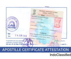 Apostille attestation in Mumbai-7738980318