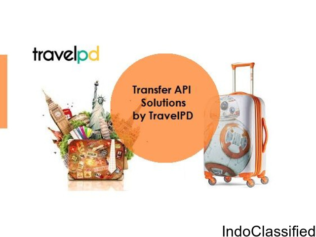 Transfer API, Transfer XML, API Integration by TravelPD