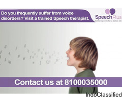 Where can I find the best Communication Disorders Therapy in Kolkata?