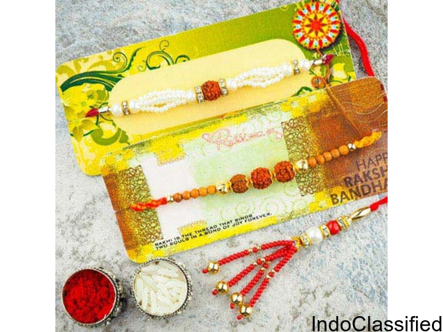 Send Online Rakhi to Australia