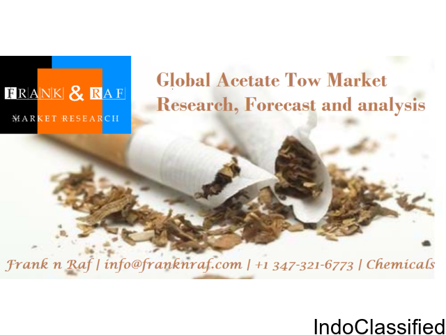 Global Acetate Tow Market Research, Forecast and analysis