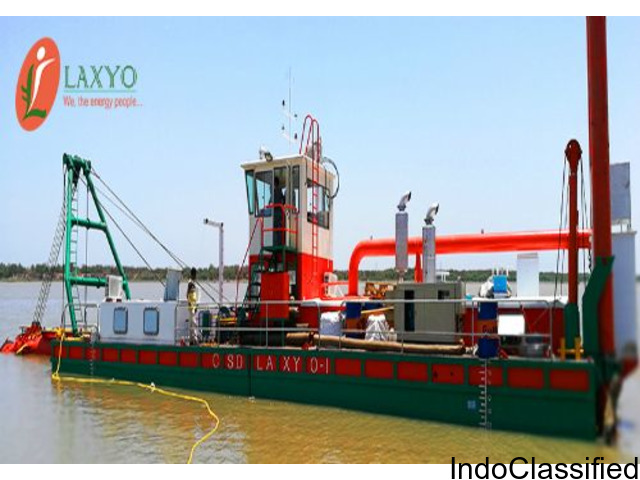 Dredging Equipment on Rent Monthly