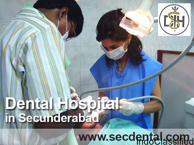 Dental hospital in Secunderabad | Secdental