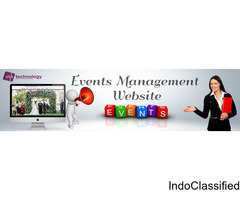 India's No.1 Event Management Website Development Company (shktechnology.com)