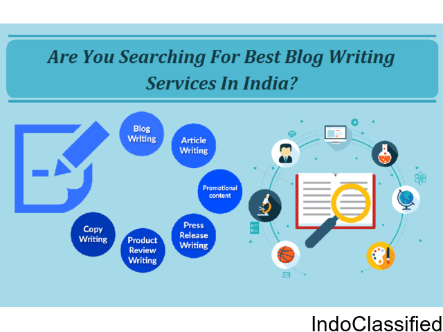 Are you searching for Best Blog Writing Services in India?