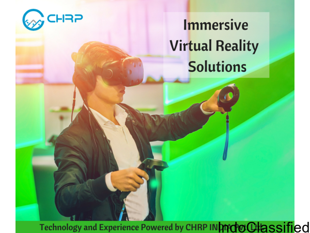 Virtual Reality Solutions | CHRP-INDIA Pvt. Ltd.