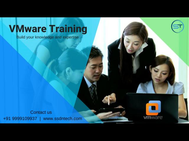 VMware Training   VMware Server Training Delhi – SSDN Technologies