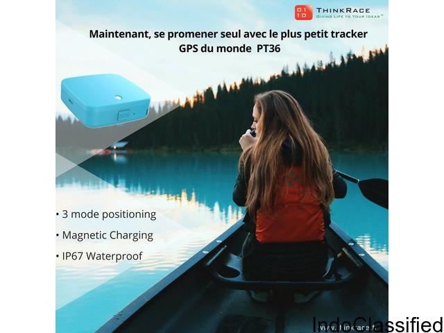 Mini Tracker GPS personnel PT36 - Personal Tracker GPS personnel