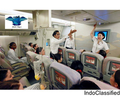Top Air Hostess Job in India Airwing Aviation Academy