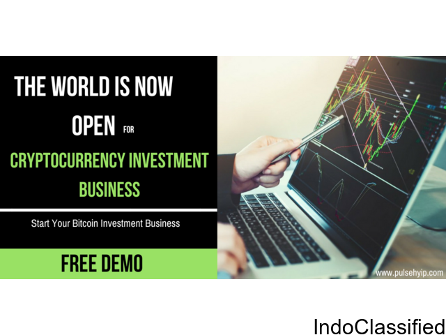 Cryptocurrency/Bitcoin investment Business Software
