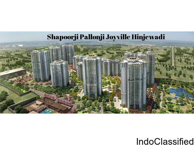 Luxury New Property Launched Shapoorji Pallonji Jayvelli Hinjewadi In Pune
