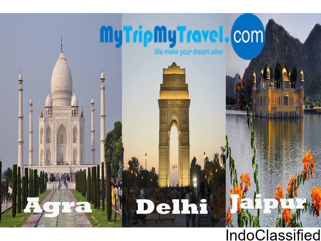 Golden Triangle Tour Packages India - Mytripmytravel.com