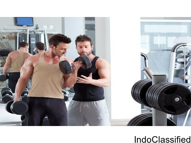 Preparation for the first time at the gym?