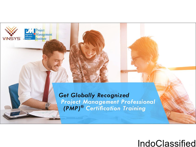 PMP Certification Training in Pune - Project Management Courses in Pune – Vinsys