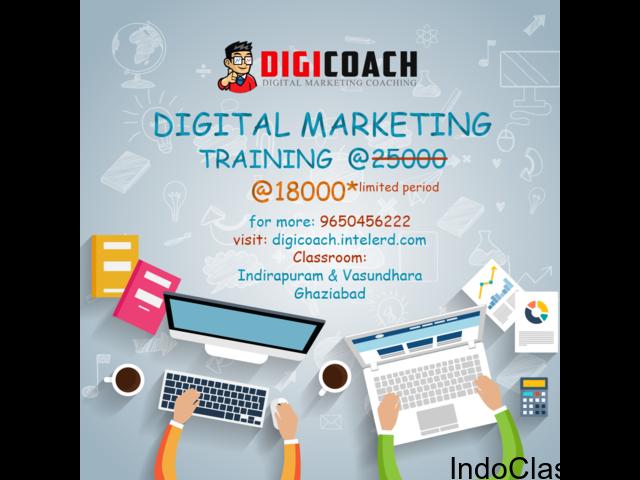 DigiCoach Digital Marketing Course in Ghaziabad