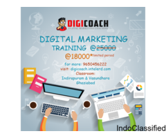DigiCoach Digital Marketing Course in Ghaziabad
