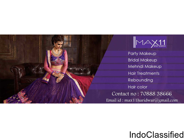 Best Salon in the Haridwar
