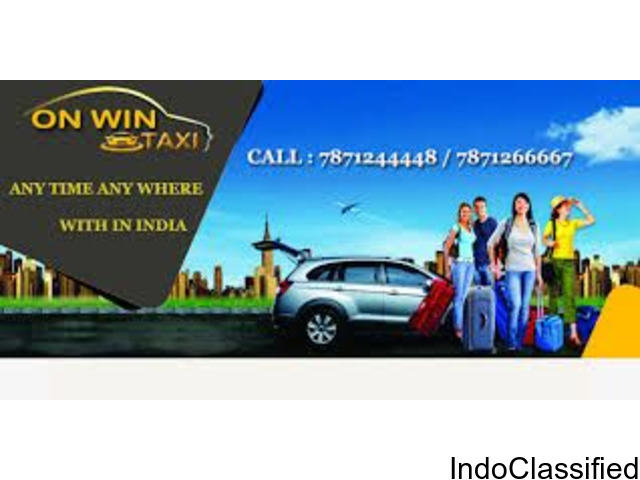 Outstation cabs Chennai