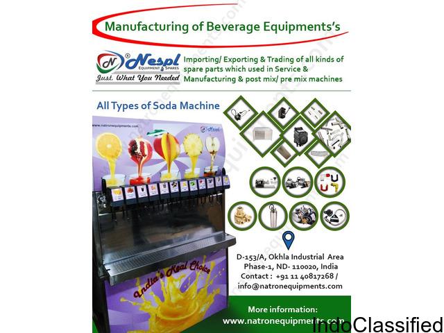 Natron Equipment & Spares Pvt. Ltd.