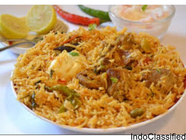1kg Mutton Biryani At Rs.1400 JP Nagar