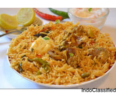 1kg Mutton Biryani At Rs.1400 JP Nagar