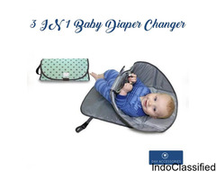 3 IN 1 Baby Diaper Changer