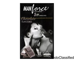 Manforce Condoms - Wild Chocolate Pack of 2