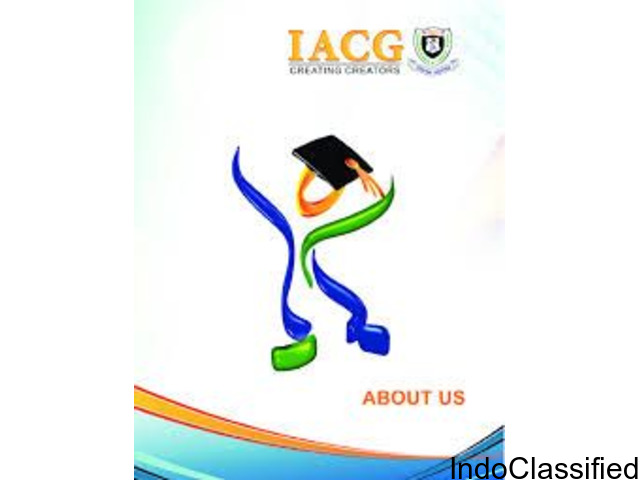 IACG - Best Animation Institute in Hyderabad | 2D, 3D Animation courses