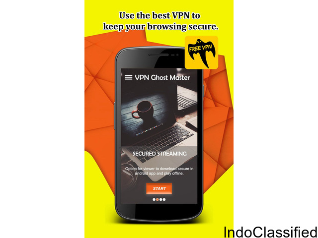 Ghost Free VPN Super VPN Safe Connect