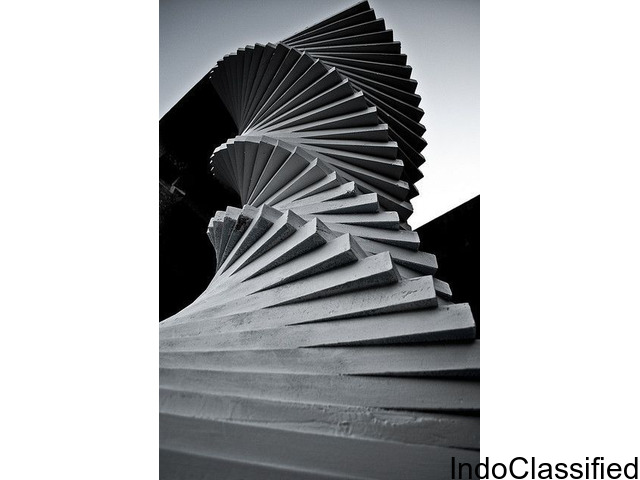 Stair Handrail design services Provide in COPL  at India