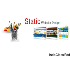 Affordable Static Website Design Services