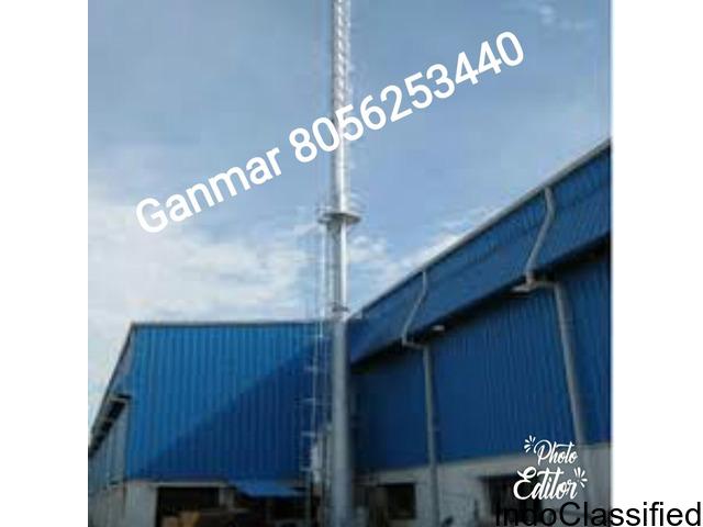 Ganmar industrial Chimney Manufacturers in chennai india