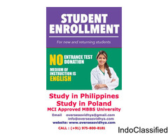 Study in Philippines | Study in abroad | Study in Poland