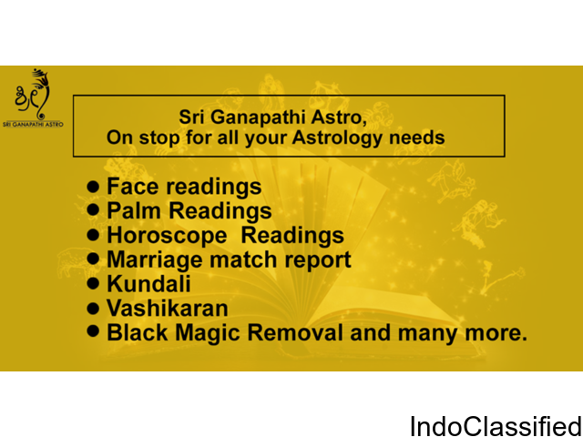 Marriage Astrologer in Bangalore