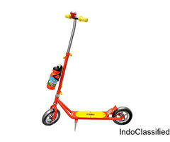 Compact 2 Wheel Heavy Duty Ranger Scooter with Sipper