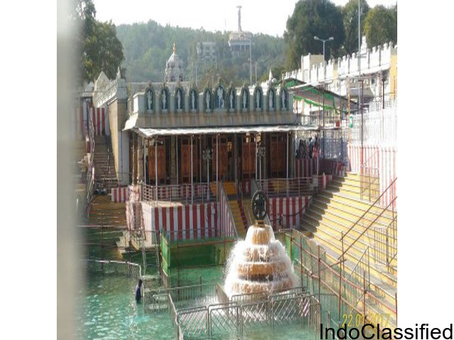 ITG- Varahaswamy Temple in Tirumala  | Aadhi Varahaswami Swamy Temple | Indian Travel Guide