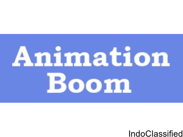 Animation Course | Best Training | 100% placement | Animationboom.net