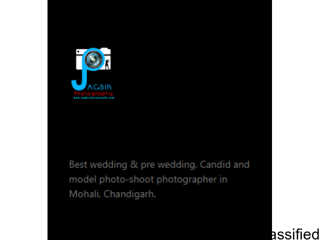 Wedding and Pre Wedding Photographers in Mohali