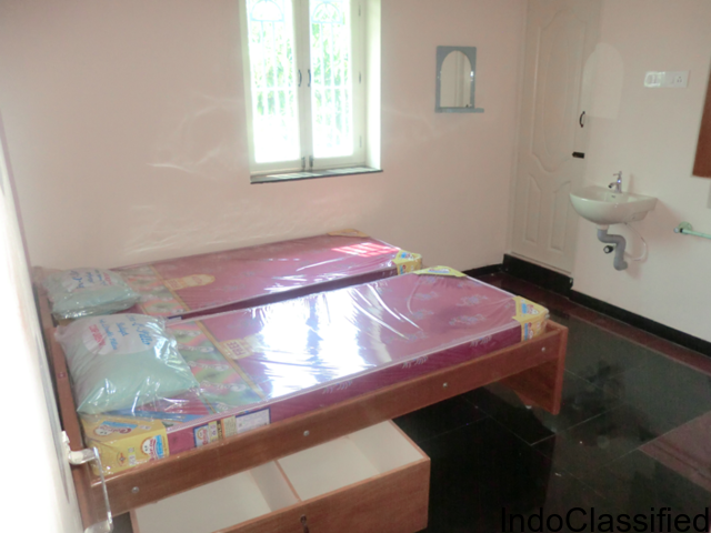 Mens Hostel,Mansion,Paying Guest Accommodation for Men,Hostel for boys students