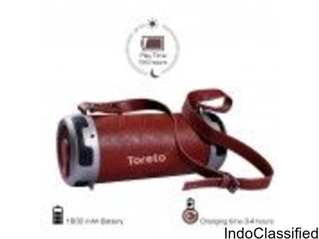 TORETO BLUETOOTH SPEAKER (BOOMBOX) - TBS 315
