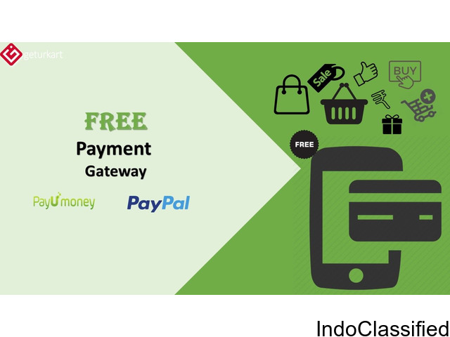 Free Payment Gateway Integration